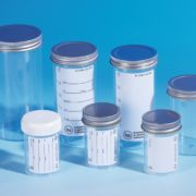 SC6032 (Pack of 300) - Straight Sided Specimen Containers