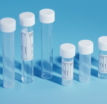 PBT070 (Pack of 1000) - Empty Tubes