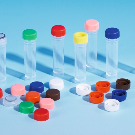 PBT176 (Pack of 1000) - Storage Vials and Caps