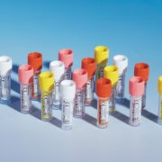 Push Cap Paediatric Blood Collection Tubes (0.5-2.0ml)