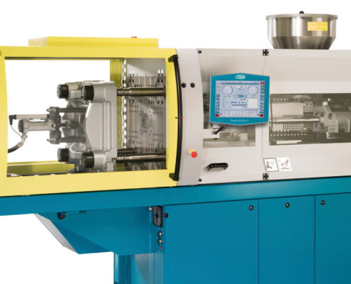 New Hybrid Electric Moulding Machine
