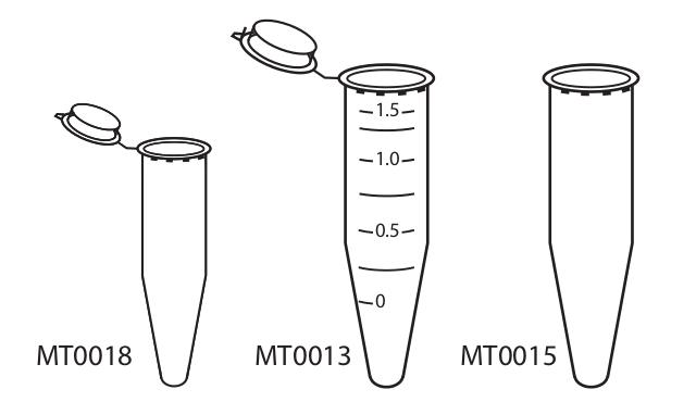 Micro Centrifuge Tubes